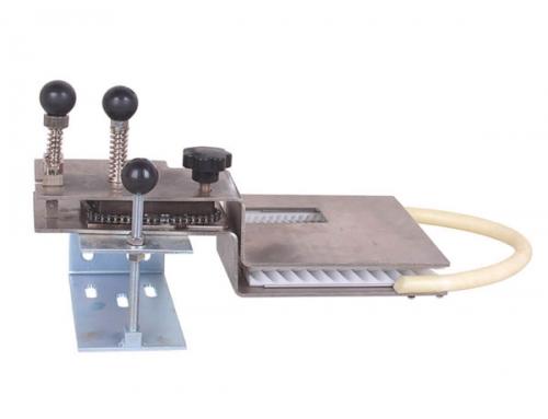 定型机用机械平板式展边装置ZW830
